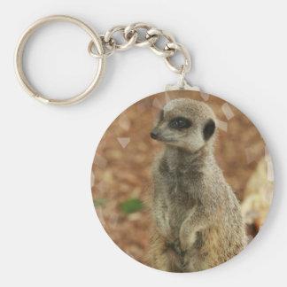 Baby Meerkat Keychain