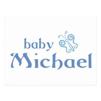 Baby Michael Postcard