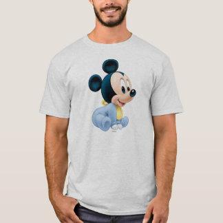 Baby Mickey | Blue Pajamas T-Shirt