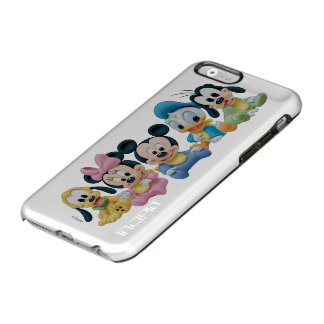 Baby Mickey & Friends Incipio Feather® Shine iPhone 6 Case