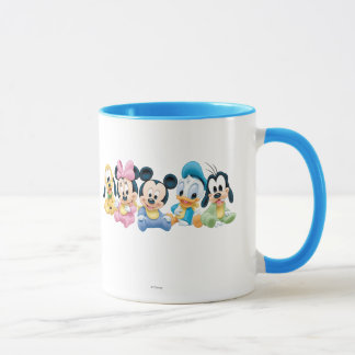 Baby Mickey & Friends Mug