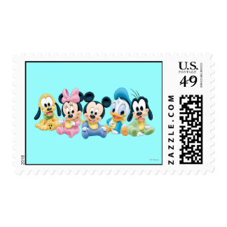 Baby Mickey & Friends Postage
