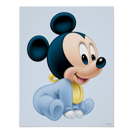 Baby Mickey Mouse 2 Posters