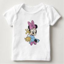 Baby Minnie Baby T-Shirt