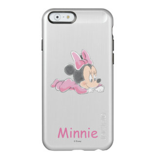 Baby Minnie Mouse | Pink Pajamas Incipio Feather Shine iPhone 6 Case