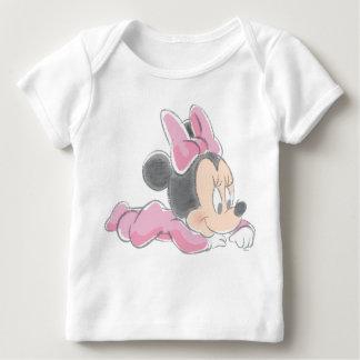Baby Minnie Mouse | Pink Pajamas Shirt