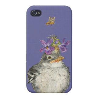 baby mockingbird iPhone4 case Covers For iPhone 4