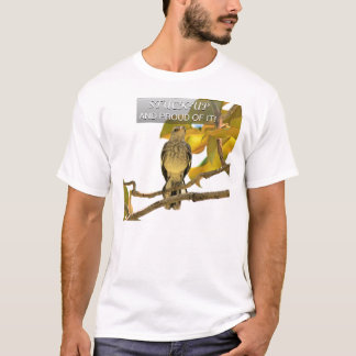 Baby Mockingbird Slim-Fit T-Shirt: Stuck-Up T-Shirt
