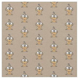 Monkey fabric zazzle for Baby monkey fabric prints