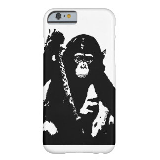 Baby Monkey Holds Onto A Branch Barely There iPhone 6 Case