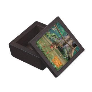 Baby Monkey Jewelry Box