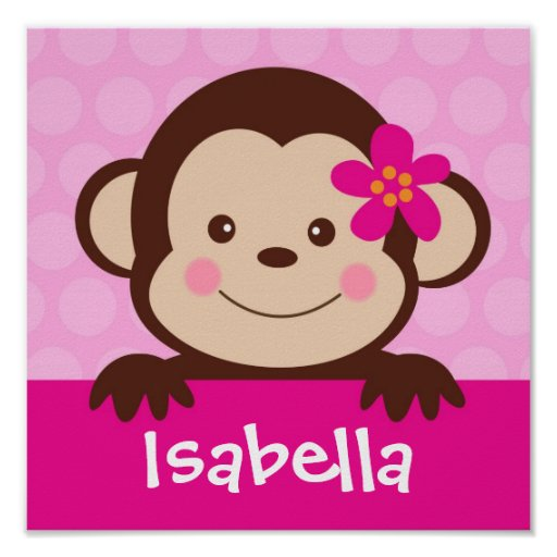 Baby Girl Monkey Clip Art Images & Pictures - Findpik