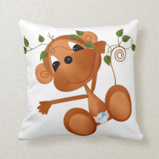 Baby Monkey Pillow