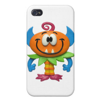 Baby Monster iPhone 4 Cases
