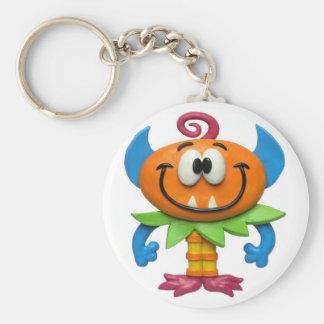 Baby Monster Keychain