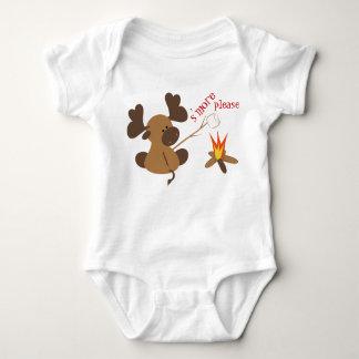 Baby Moose Camper creeper