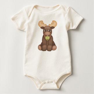 Baby Moose Organic Bodysuit