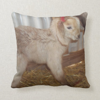 Baby Morphy Throw Pillow