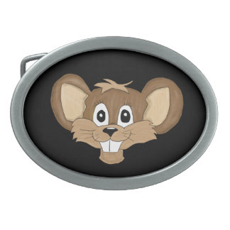 Baby mouse belt buckle