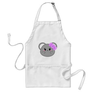 Baby Mouse - Girl Apron