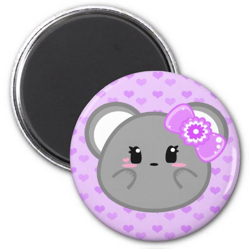 Baby Mouse - Girl Magnet