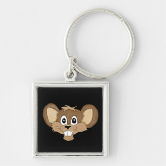 Baby mouse keychain