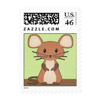 Baby Mouse Postage