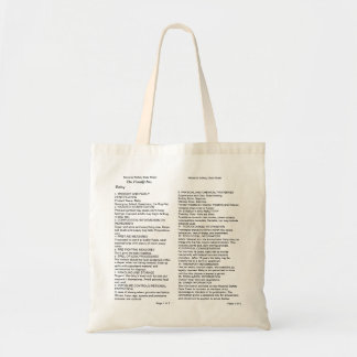 Baby MSDS, funny diaper bag