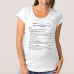 Baby MSDS funny T-Shirt