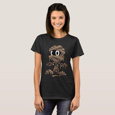 Halloween Themed Baby mummy T-Shirt