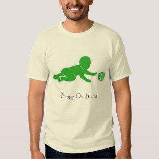 baby, Muppy On Board Shirt