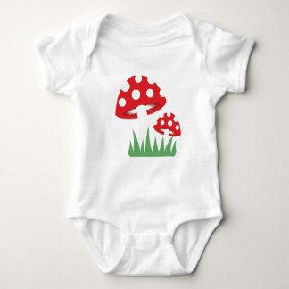 Baby Mushroom bodysuit