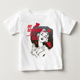 BABY MY BOYFRIEND IS A COLT BABY T-Shirt