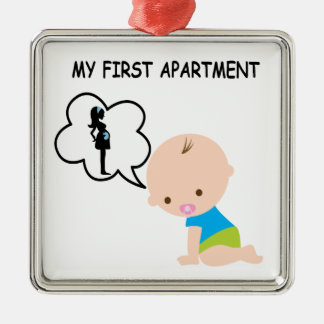 First apartment ornaments keepsake ornaments zazzle for Gifts for first apartment