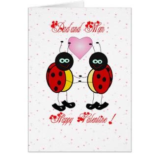 Baby : my first Valentine - Card