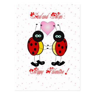Baby : my first Valentine - Postcard