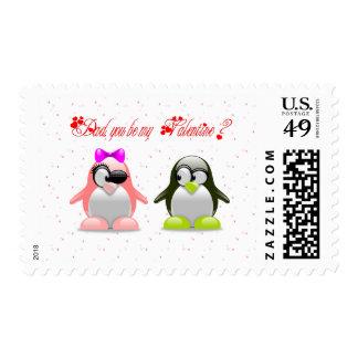 Baby : my first Valentine - Stamp
