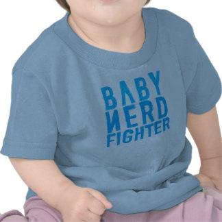 Baby Nerdfighter Blue T Shirts