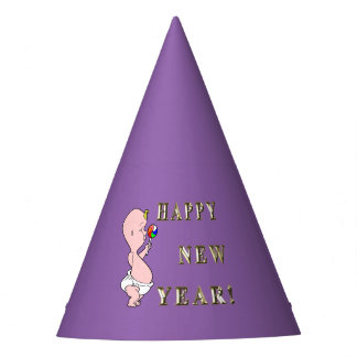 Baby New Year Party Hats