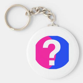 Baby News Keychain