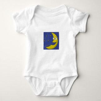 Baby night baby bodysuit