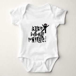Baby Ninja Power onsie shirt