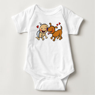 Baby Nose Kisses from the Dog Tees
