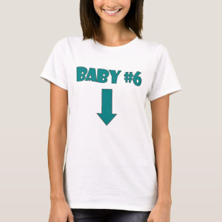BABY NUMBER SIX.png T-Shirt