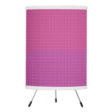 Halloween Themed Baby-Nursery-Pink-Berry-2-Tone-Accent-Shades-Lamps Tripod Lamp