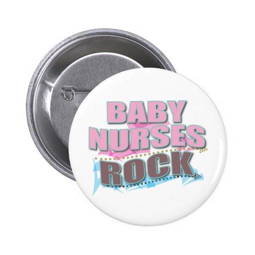 Baby Nurses Gifts 2 Inch Round Button