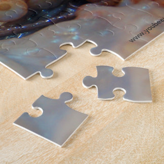 Baby Octopus Jigsaw Puzzle