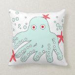 baby octopus pillow