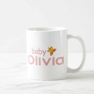 Baby Olivia Coffee Mug