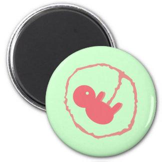 Baby on Board Fridge Magnets